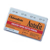 8542362 Autofit Greater Taper  Gutta Percha .08, 50/Pkg., 972-0103
