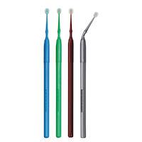 8180172 Benda Micro Applicators Regular, Assortment, 4 x 100 Applicators, 380005
