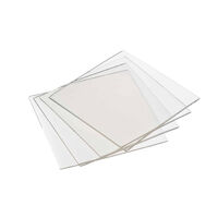 9523372 Pro-Form Mouthguard Resin Sheets Clear, 25/Pkg., 9597940