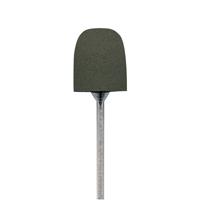 9593472 NTI Acrylic Round End Taper, Medium, 18 mm, 6/Pkg., P0662