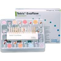 9535472 Tetric EvoFlow Bleach M, Cavifil, 0.2 g, 20/Box, 596008WW