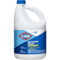 6600972 Clorox Germicidal Bleach Bottle, 121 fl. oz., 30966