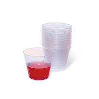 3411082 Medicine Mixing Cups 1oz, 100/Pkg, CX1