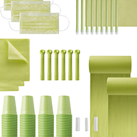 4952282 Monoart 8 Product Kit Lime Product Kit, 290228