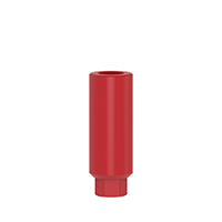 4970382 Plastic Abutments for Casting With Hex, 11 mm, AGM-P3