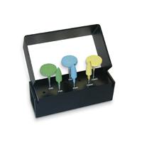 9593482 Indirect Restorative, Adjust and Polish, Logic Sets CeraGlaze Porcelain Adjust & Polish Lab, LS-911