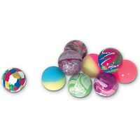 3310492 Super Balls 38 mm, Assorted Colors, 72/Pkg.