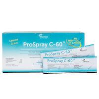 9903492 ProSpray C-60 Operatory Pack, 1/2 oz. Unit Dose, 48/Box, PSC60/48