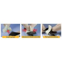 9542692 SoftX Foam Bite Wing Loop Size 1, 250/Box, DSL1250