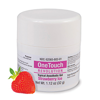 9500103 OneTouch Advanced Topical Gel Strawberry Ice, 32 g, 6256590201
