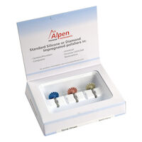 9060203 Alpen ShapeGuard Polishers Ceramic Plus, Assortment Pack, 60021914