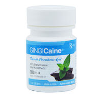 9200303 Gingicaine Chocolate Mint, 1 oz, 20114