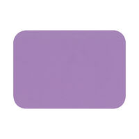 """5250603 Disposable Paper Tray Covers Tray Covers, 8-1/2""""x 12-1/4"""", Lavender, 27505"""