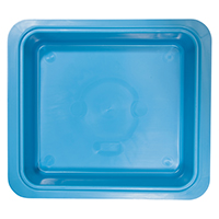 9538703 Procedure Tubs Vibrant Blue, 20Z463N