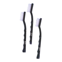 9515903 Instrument Cleaning Brush Stainless Steel, 3/Pkg., 3-1001