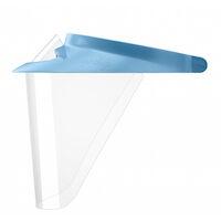 9506213 Op-D-Op Visor Shield Protective Barrier System Medium, Blue, 308DK-BL