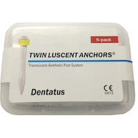 9517413 Luscent and Twin Luscent Anchors Twin Anchor Refill, Medium, 5/Pkg., LUT-M5