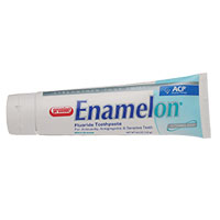 8780023 Enamelon Toothpaste and Treatment Gel Fluoride Toothpaste, 4.3 oz., 9007280