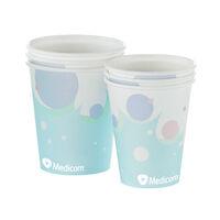 9532123 Paper Cups Bubbles Design, 5 oz., 100/Pkg, 115CH