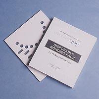 0926123 Resilience Etchant Solutions Disposable Bonding Pad, 25/Pkg.