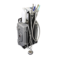 4433223 Transport III Portable Dental Unit Portable Dental Unit, AEU-525S
