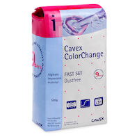 5251823 Cavex Color Change Alginate Cavex Color Change Alginate,500g/Bag,AA323