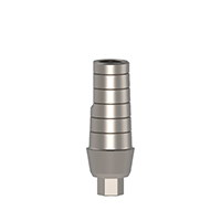 4970243 S-line Cemented Abutments S-line Shoulder, 2 mm, 11 mm, AGM-602-2S