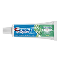 8180243 Crest Extra White Plus Scope Toothpaste 0.85 oz. Tube, 72/Box, 80302474