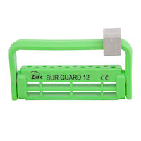 9536843 Bur Guards 12-Hole, Vibrant Green, 50Z406P