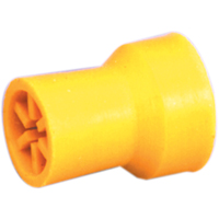 9518753 Polishing Cups Snap-On Gray Soft, Non-latex, 144/Pkg
