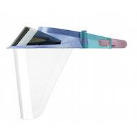 5015763 Op-D-Op II Visor Shield Protective Barrier System Multicolor, 355DK-MUL