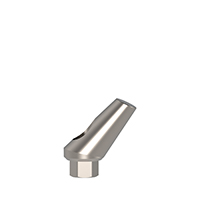 4970273 Angulated Cemented Abutments 25° Short, 7 mm, AGM-103S