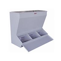 5015783 Plaster Bin Warm Gray, Plaster Bin, 81C