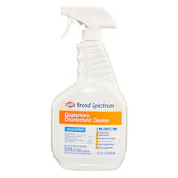 6600983 Clorox Broad Spectrum Quaternary Disinfectant Cleaner Trigger Spray,32 fl. oz,30649