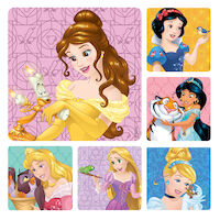3313193 Disney Stickers Princess Class, 100/Roll, PS183