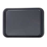 9521793 B-Lok Flat Trays Gray, Flat Tray, 20Z401I