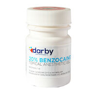 9502993 20% Benzocaine Gel Cherry, 1 oz.