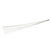 9508993 Stainless Steel Clasp Wire 15 ga, Half Round, 5/Pkg., 1900740
