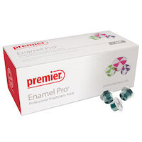 8789993 Enamel Pro Coarse, Strawberry, 200/Box, 9007609