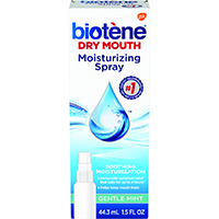 0074004 Biotene Moisturizing Mouth Spray, 1.5 oz., 6/Box, 00155