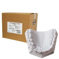 9071204 Ortho-Stone Super White, 25 lb., 02682