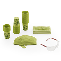4952304 Monoart Floral Kit Lime Kit, 290277