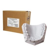 9072504 Mounting Stone White, 25 lb., 02917