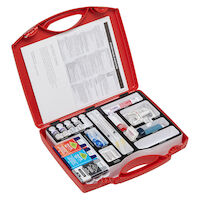 3170704 Emergency Medical Kit SM30 Adult & Pediatric Kit, SM30