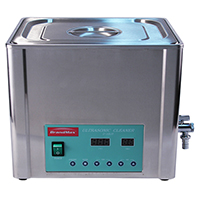 8900804 Tri-Clean Ultrasonic Cleaners 10 Liter, U-10LH