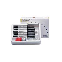 9536014 Helioseal F Syringe Assortment, 1.25 g, 5/Box, 558518