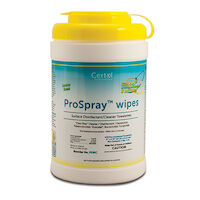 "9903514 ProSpray Wipes Canister, 6"" x 6.75"", Canister, PSWC"