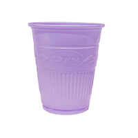 5250614 Plastic Cups Plastic Drinking Cups,1000/Case,Lavender,27705