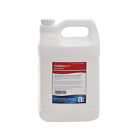 9562714 Formula 21 Wax Solvent, Gallon, F856-8