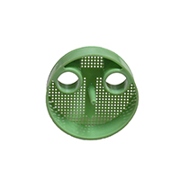 9536814 Dispos-A-Screen Green, 144/Pkg., 51Z123V